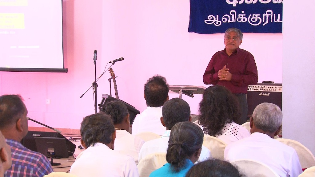 Spiritual Revival, 27 Oct 2015 - Elpitiya, Sri Lanka