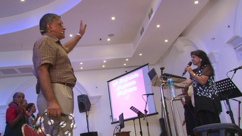 Spiritual Revival, Oct 2014 - Negombo, Sri Lanka