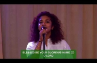Blessed Be Your Glorious Name (English Live Praise & Worship)