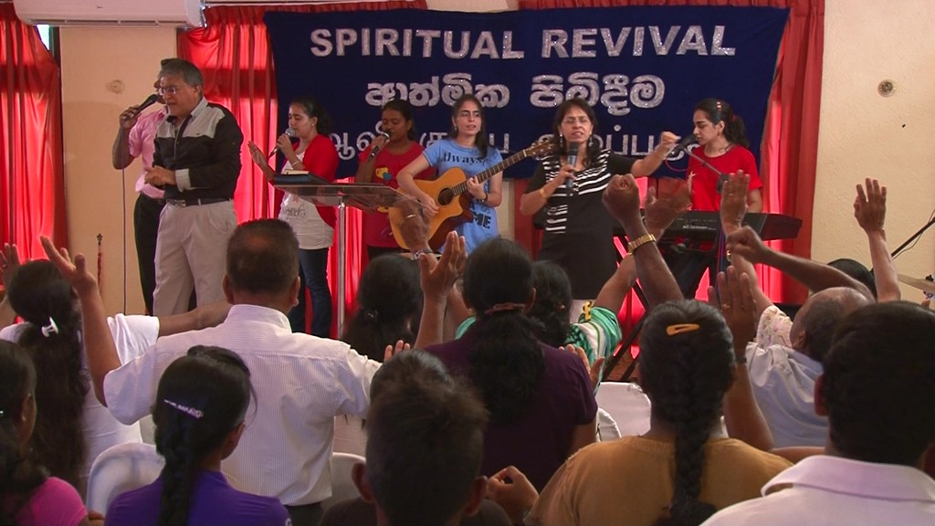 Spiritual Revival, July 2014 - Wennappuwa, Sri Lanka