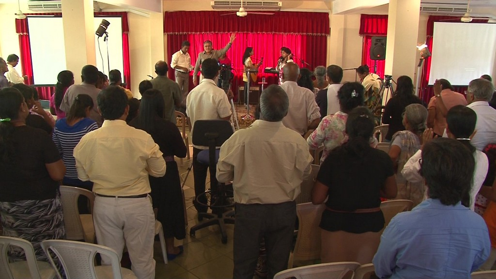 Spiritual Revival, May 2014 - Jaela, Sri Lanka
