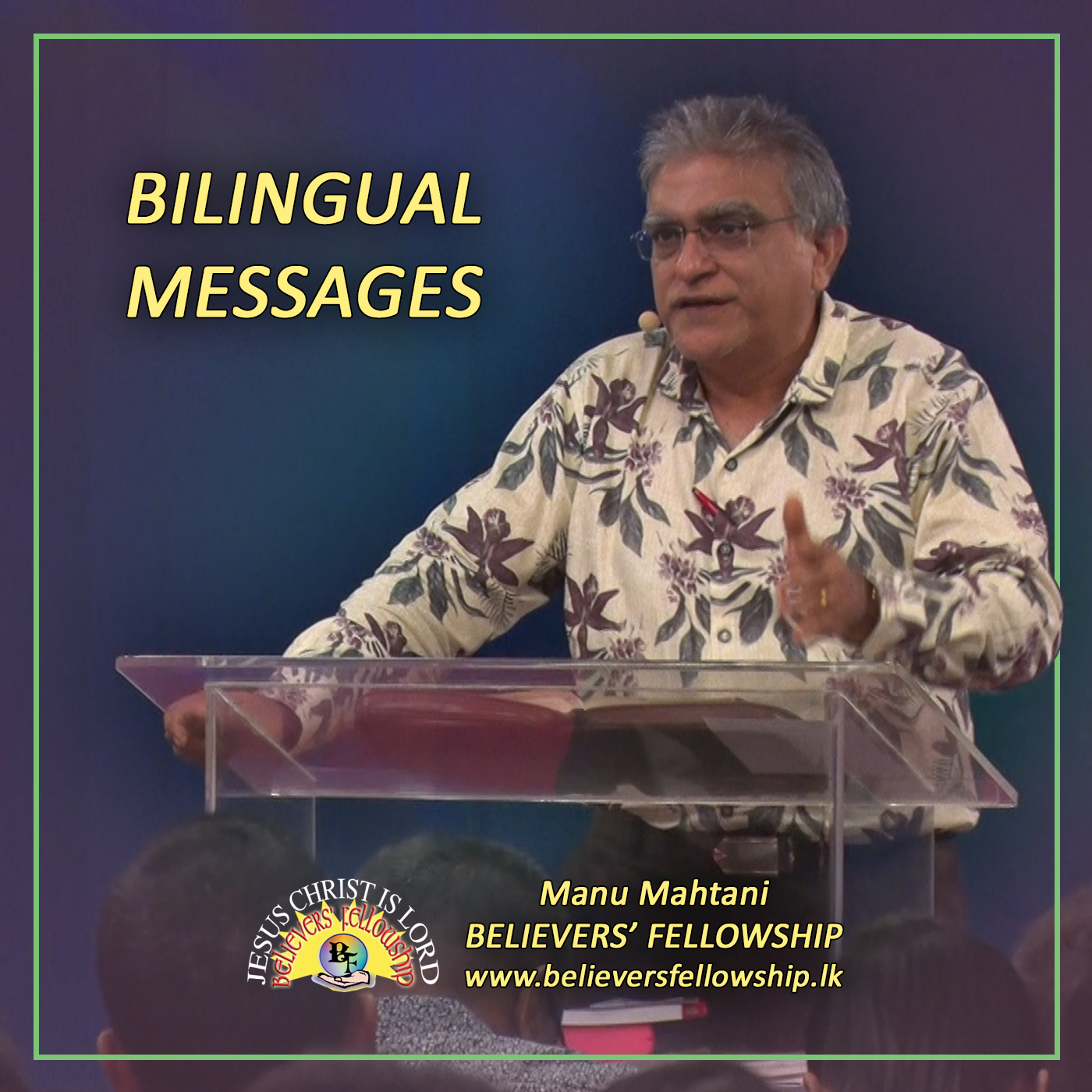 Web audio sunday sermon archives Bilingual