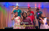 Stop Look and Listen | BF KIDS | Action Bible Songs