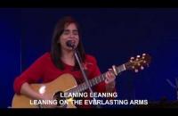 Leaning on the Everlasting Arms | Shamma & Shalome (Live Praise & Worship)