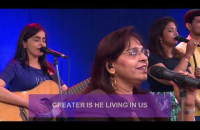 September 15, 2019 Bilingual Praise & Worship | Yasha Manu