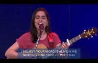 Oct. 13, 2019 English Praise & Worship | Shamma and Shalome