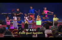 Cast your burden | BF KIDS | Action Bible Songs