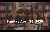 Confession of God's Word is your fellowship with Him | April 26, 2020 Sunday Livestream