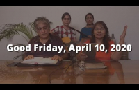 Good Friday, April 10, 2020