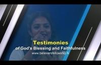Testimonies of God's Blessing and Faithfulness