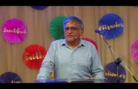 Manifest as sons of God (Manu Mahtani)