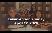 Resurrection Sunday, April 12, 2020