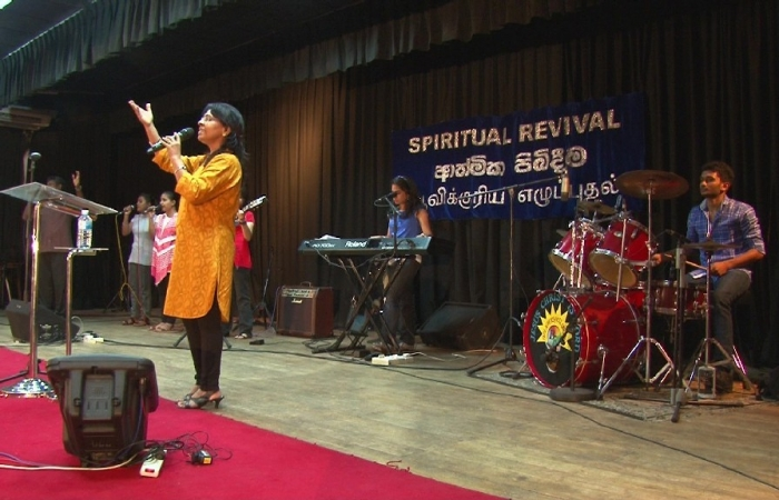 Spiritual Revival, Aug 2015 - Galle, Sri Lanka